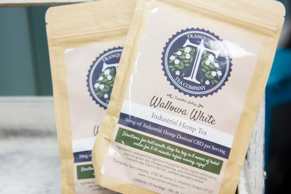 Tranquility Tea Wallowa White Tea