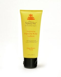 Naked Bee Lotion