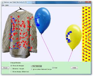 Балони и статички електрицитет