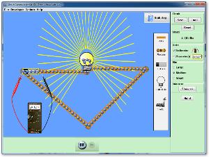 Комплет за једносмерну струју (DC Only), Virtual Lab