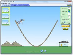 Енергија у скејт-парку: Основна верзија скриншот