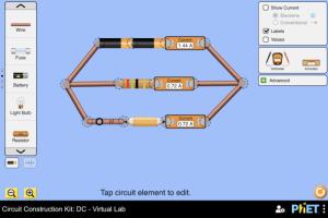 Circuit Construction Kit: DC - Virtual Lab