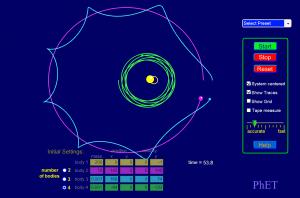Мој Соларни систем скриншот