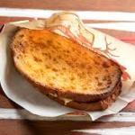 ガストンの「フレンチトーストサンド」の味や感想を調査!意外と大きくてボリューム満点