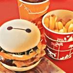 ベイマックスバーガーの味が和風風味で美味しいと話題!感想や評判を調査