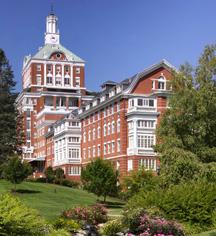Hotels In Hot Springs Virginia The Omni Homestead Resort Historic Hotels Of America