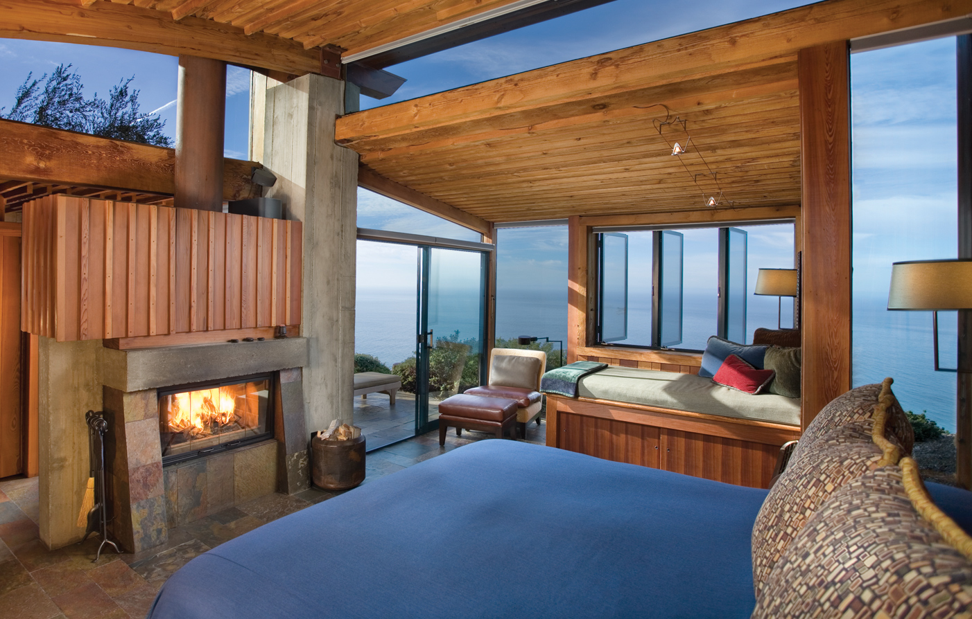 Image result for Post Ranch Inn California Pacific Ocean