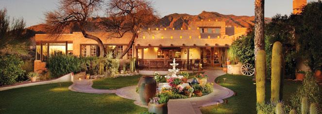 Hacienda Del Sol Guest Ranch Resort Tucson Historic Hotels Of America