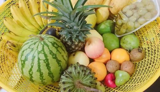 フィリピンのフルーツまとめ!おススメと食べ方も!【2020最新】