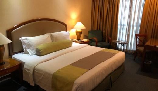 マニラのマカティパレスホテルに宿泊した体験記事(写真付き)