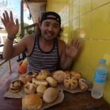 フィリピンのパン