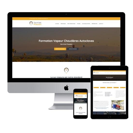 Création site internet graphisme à Épinal