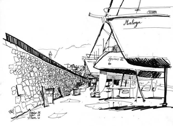 Shipyard, St-Pierre