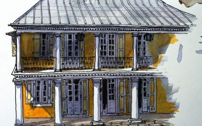 Motais de Narbonne house