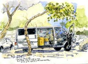 Van VW T4