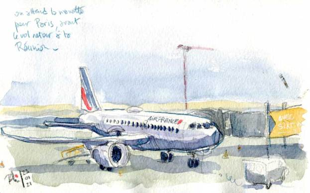 Navette Air France