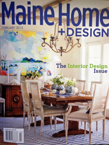 B&M Baked Bean Factory. Maine Home and Design Magazine