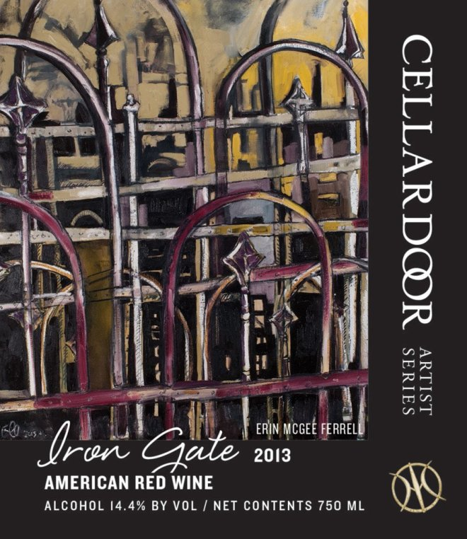 Iron Gate Red
