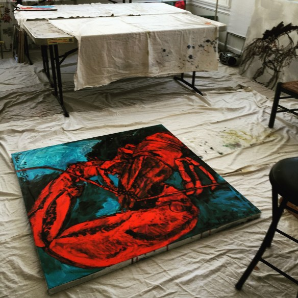 Erin McGee Ferrell. American Artist