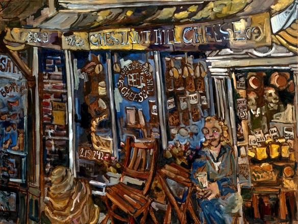 Erin McGee Ferrell. ArtistAmerican.com