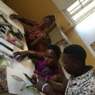 Haiti 2016. Art
