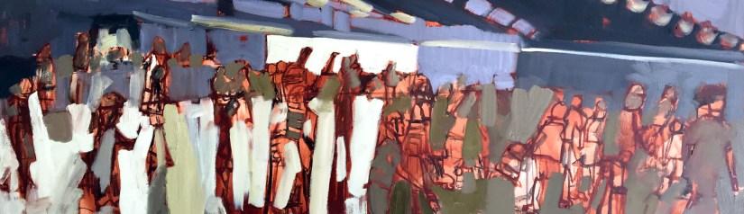 Telling God Stories through Art. Episcopal Church Painters Exhibit