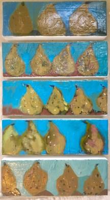Pears. Erin McGee Ferrell