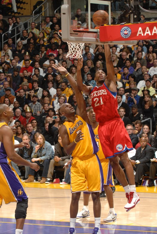 Sixers vs. Lakers - December 31, 2010 - CBS Philly