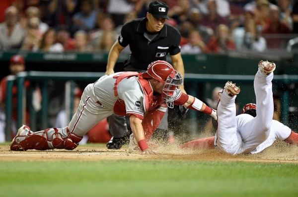 Phillies Pushed To Brink Of Elimination With Crushing Loss To Nationals