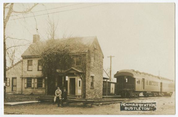 Railroads Encyclopedia Of Greater Philadelphia