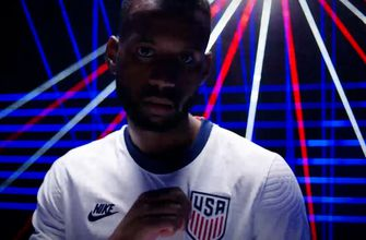 Kellyn Acosta on overcoming failing to qualify for 2018 World Cup, winning Nations League