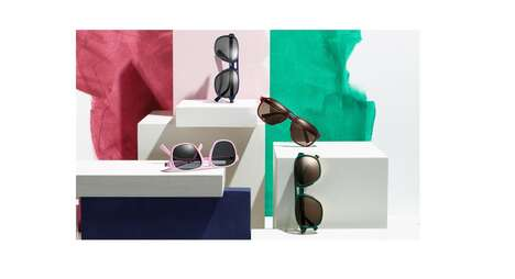 Socially Conscious Sunglasses – Warby Parker and Entireworld Team Up to Create Colorful Sunglasses (TrendHunter.com)