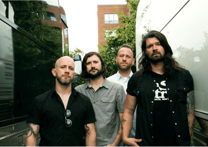 Emo rock band Taking Back Sunday