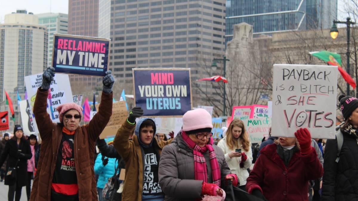 Women's March 2019