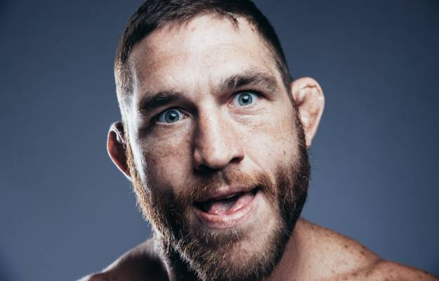 Wrestler Tom Lawlor