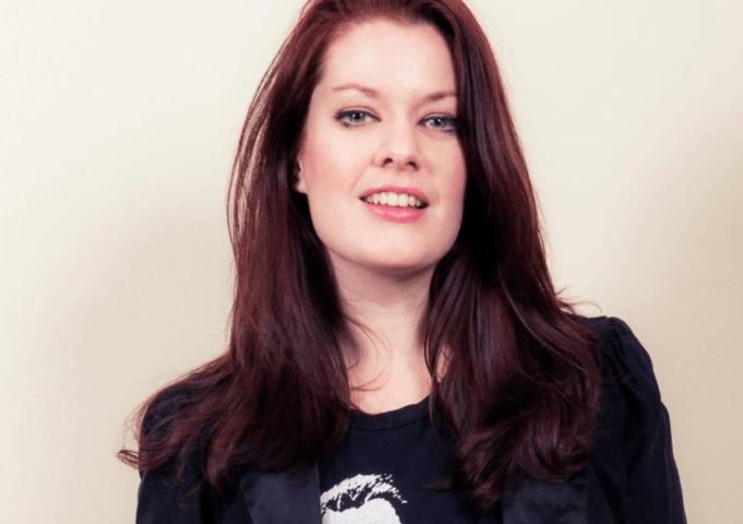 Comedian Natalie Wall