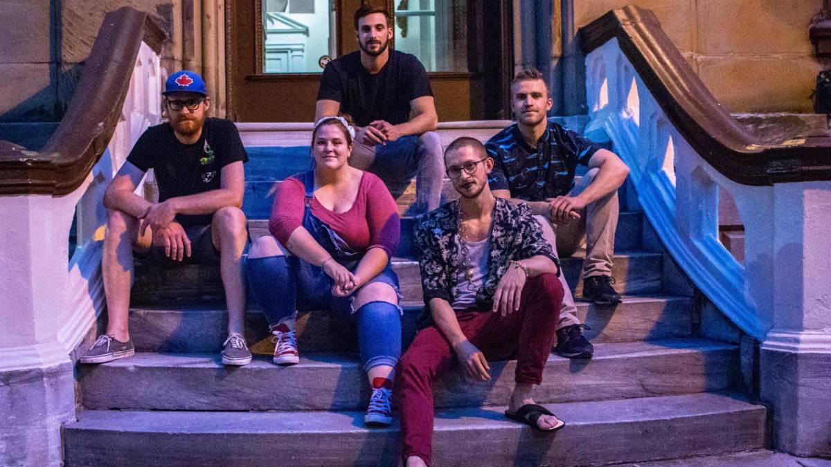 The band Bazmati Vice