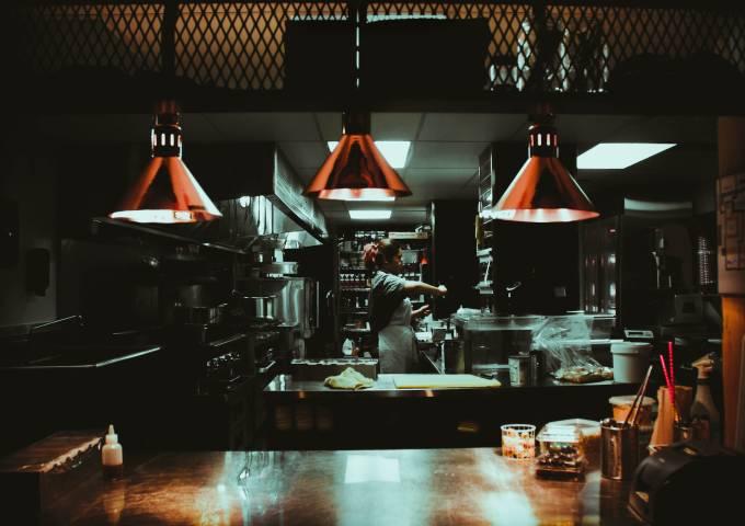 Black restaurants