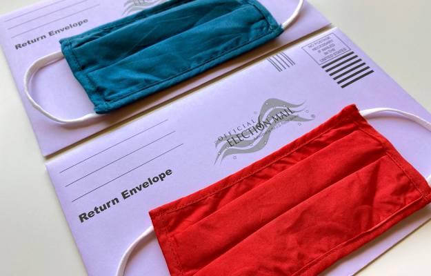 Voting masks