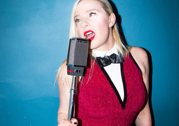 Sharon Little singer