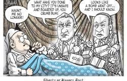 Mayor cartoon