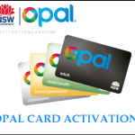 Opal Card Activation [Activate Opal Card]
