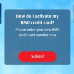 BMO Credit Card Activation   Activate BMO Master Card   www.bmo.com/activate