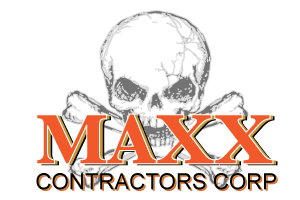Maxx Contractors Logo Redesign