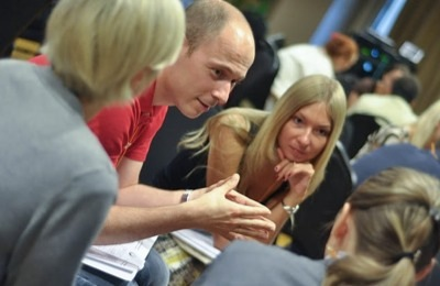 Конференция «Белые ночи фандрайзинга: Поиск средств для развития людей, организаций, территорий»