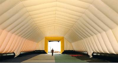 Церковь построит бездомным ангар «Спасение»