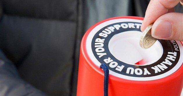 В британской благотворительности нашли движущую силу