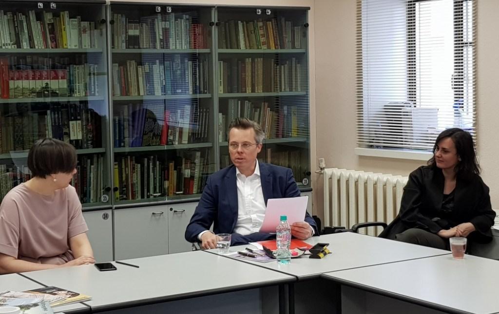 Петер Аугустин о том, как устроены коммуникации в немецких фондах