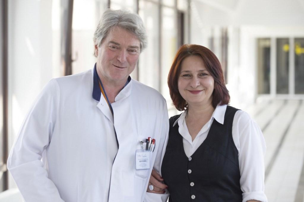 Георгий Менткевич: «Детский рак излечим – это совершенно верно»