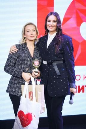 Оксана Фёдорова и Инна Гинкевич